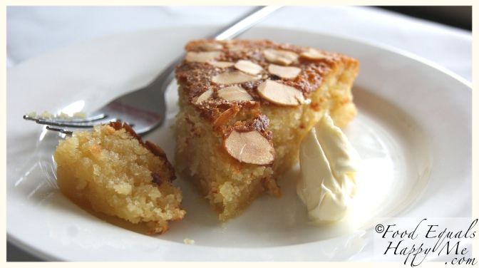 almond and coconut cake 6