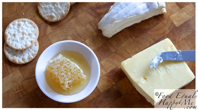 Fresh Honeycomb Cheeseboard 4