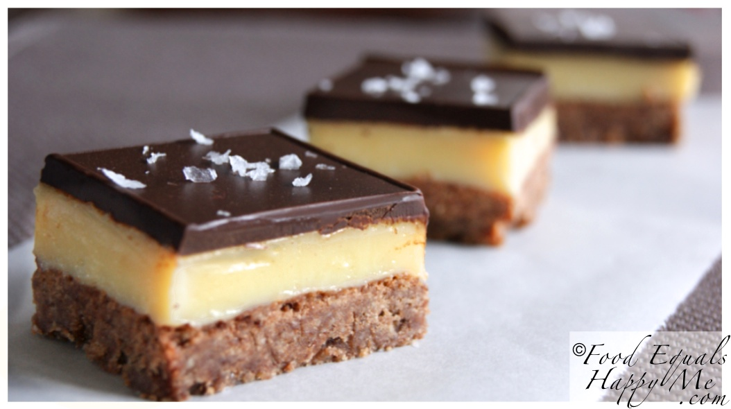 salted caramel nut slice cook the book salted caramel salted caramel ...