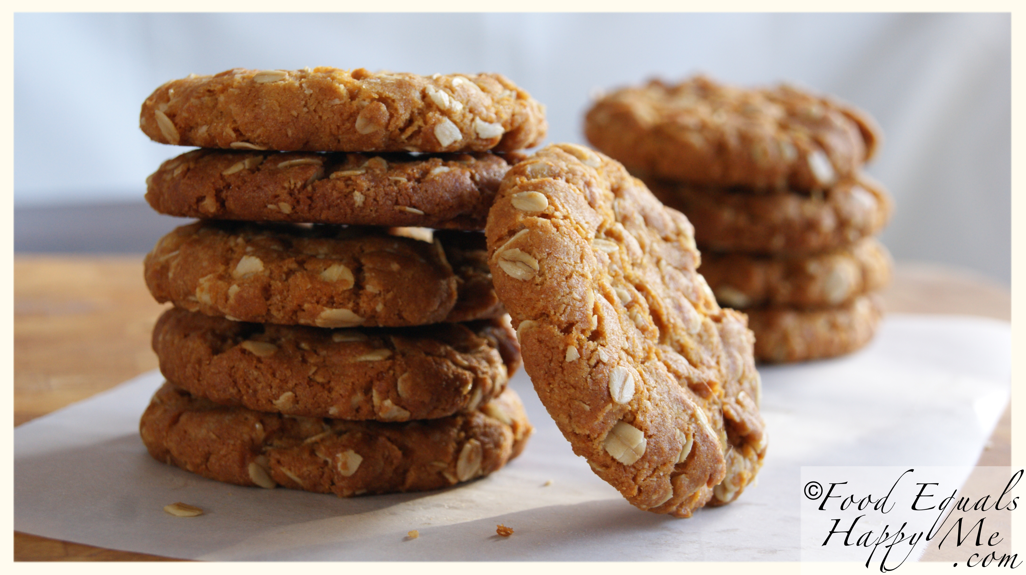Anzac Biscuits Recipe — Dishmaps