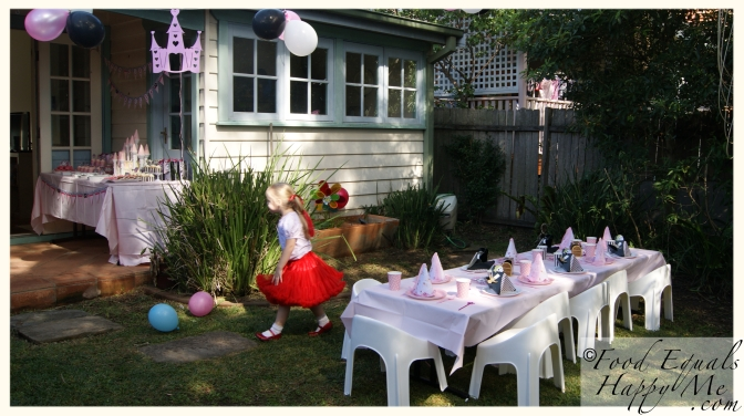 princess pirate kids party 10