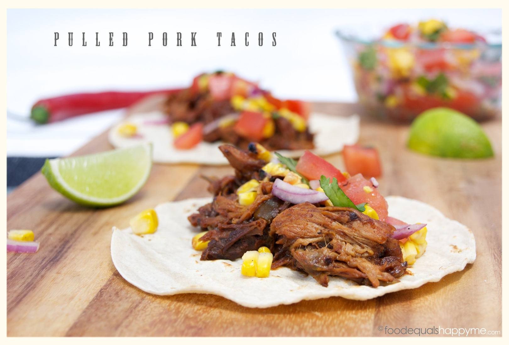 pulled pork tacos with pulled pork tacos with habanero salsa recipes ...